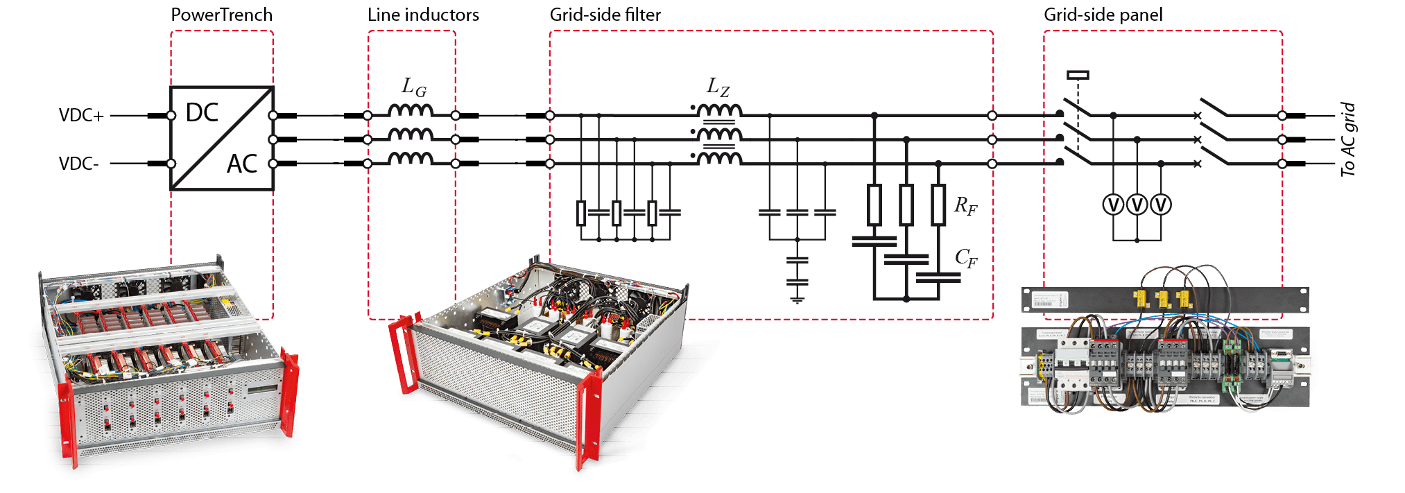Passive Filter Circuits