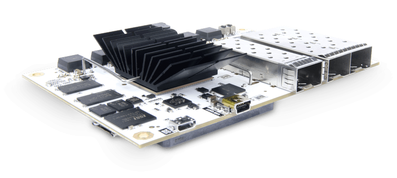 B-Board PRO embdedded controller for power electronic converters..